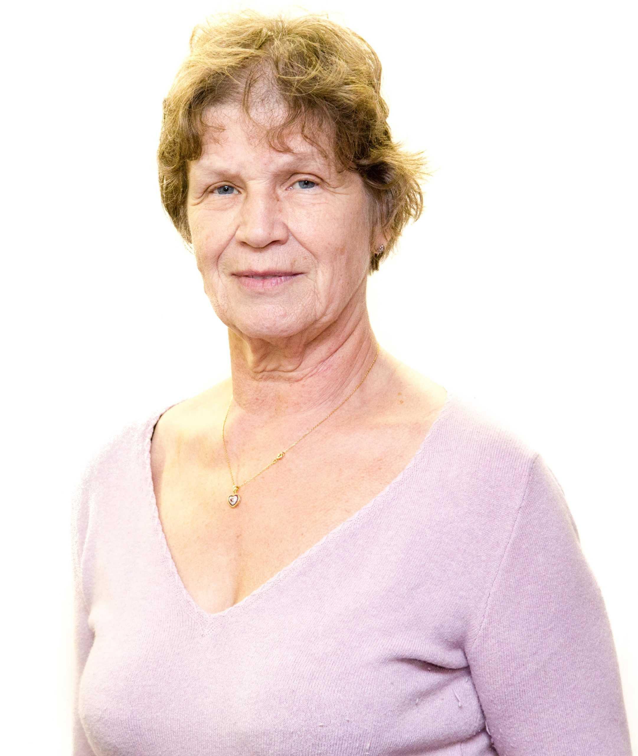 Portrait de Maria Margueron