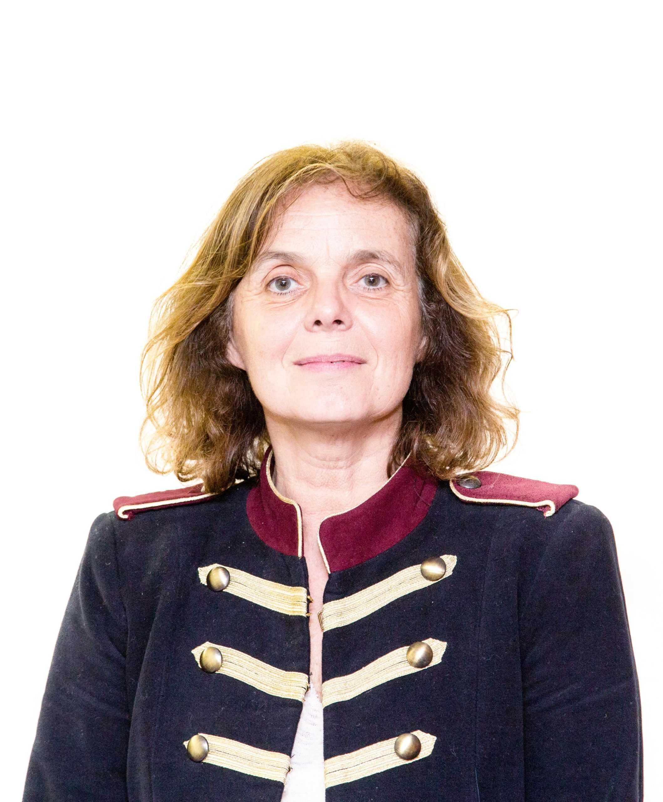 Portrait de Catherine Rivoallon