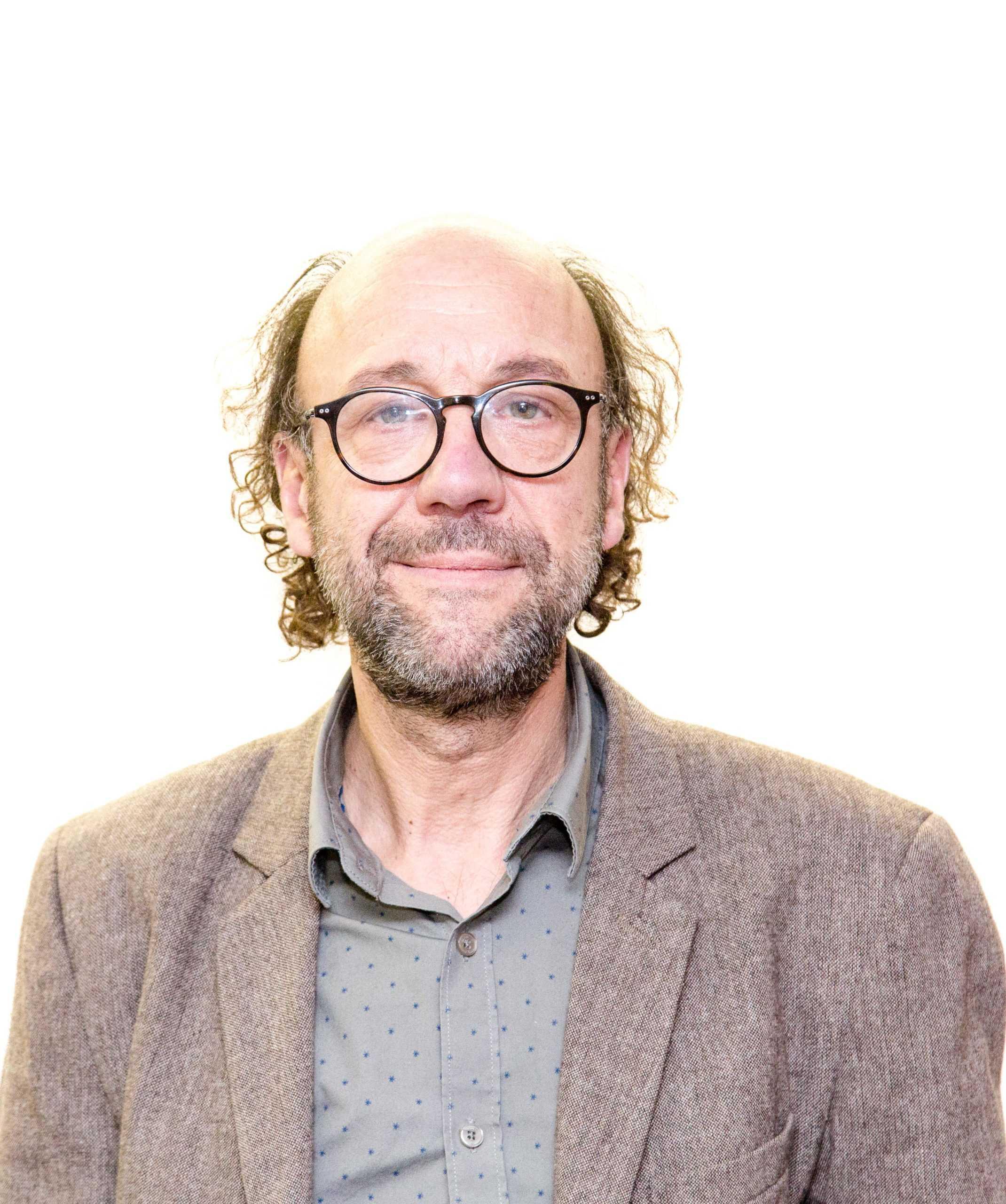 Portrait de Jean-Jacques Perrot