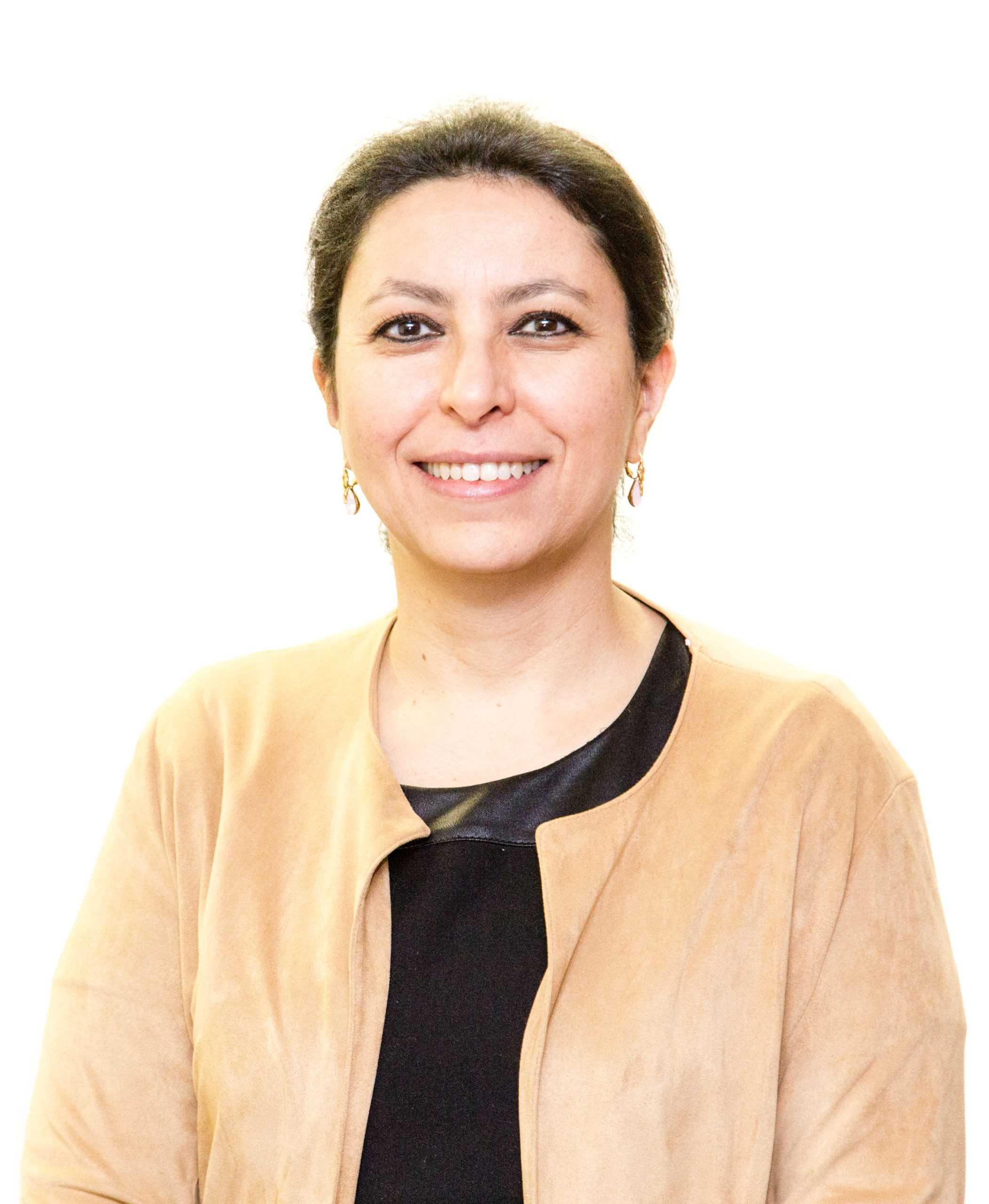 Portrait de Leila Aichi