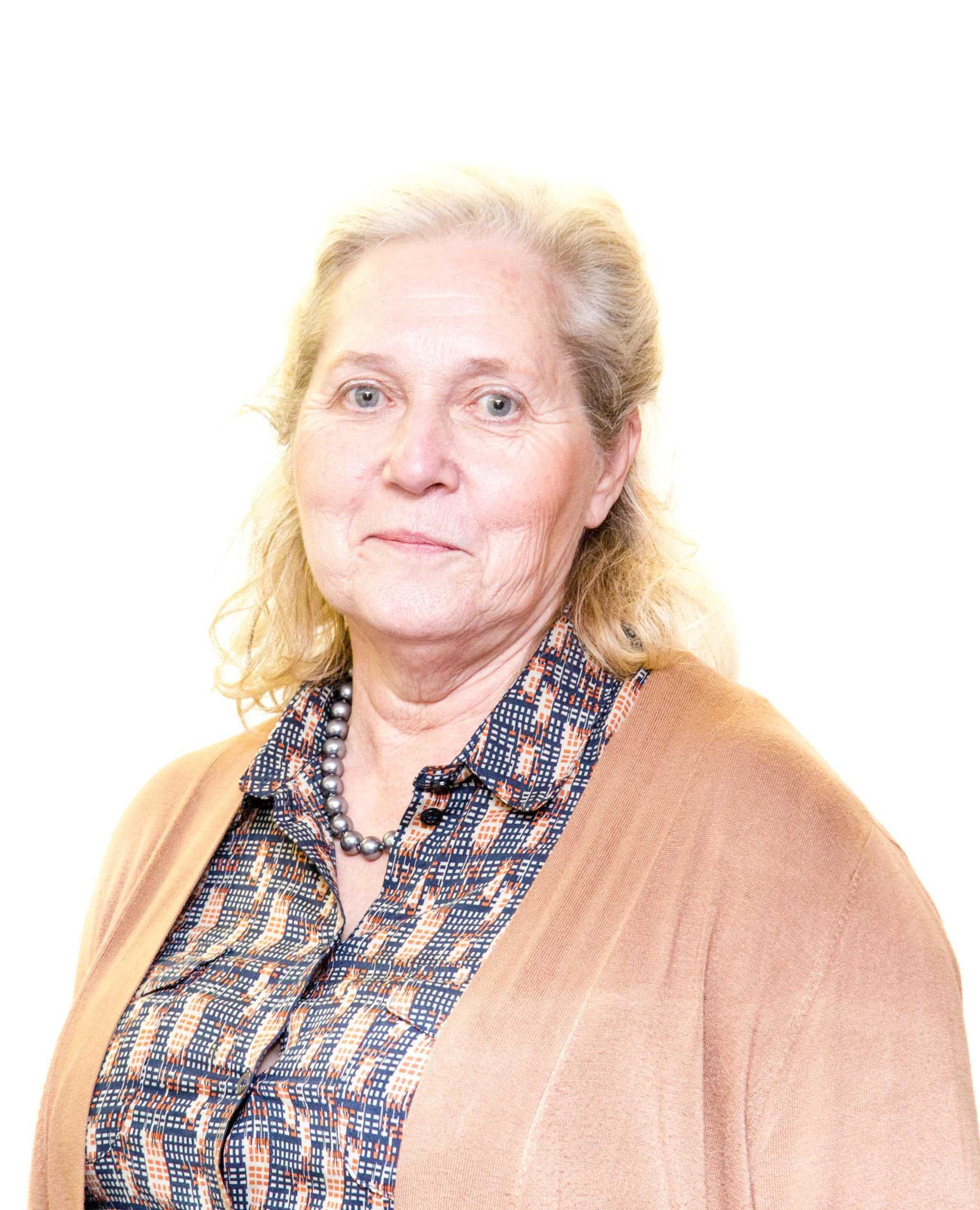 Portrait de Marie-Françoise Charon
