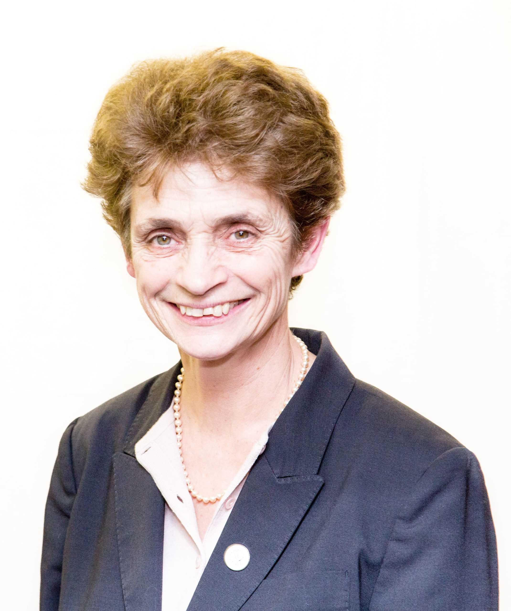 Portrait d'Evelyne Ciriegi