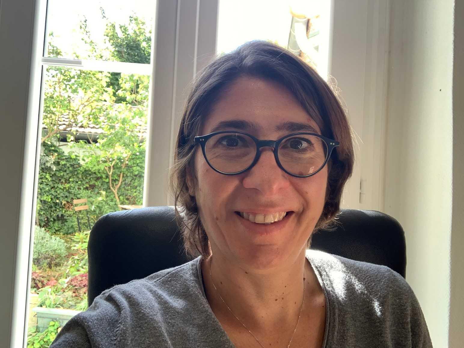 Portrait d'Emmanuelle Debailleul