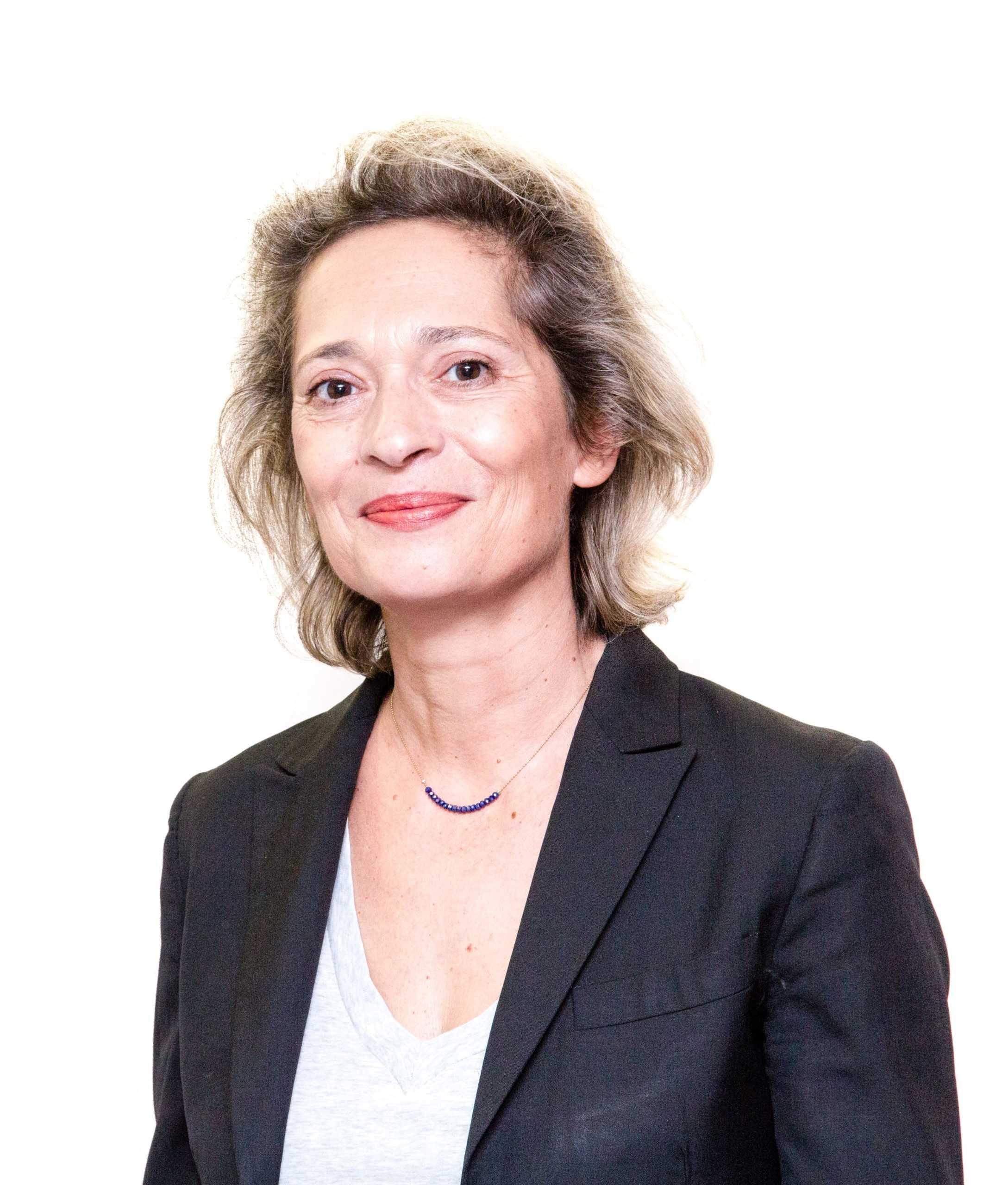 Portrait de Nathalie Magnillat