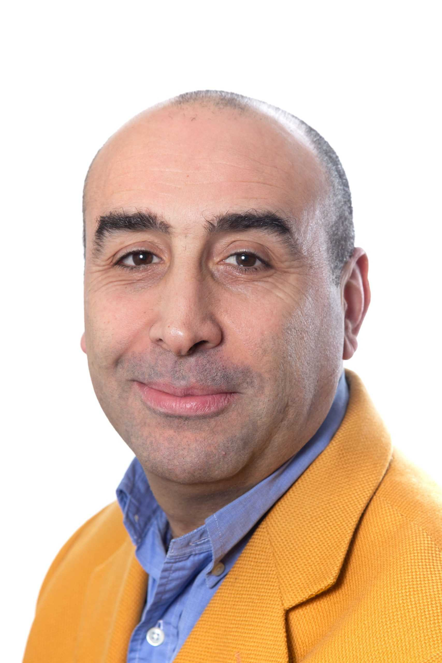 Portrait d'Hakim Naili