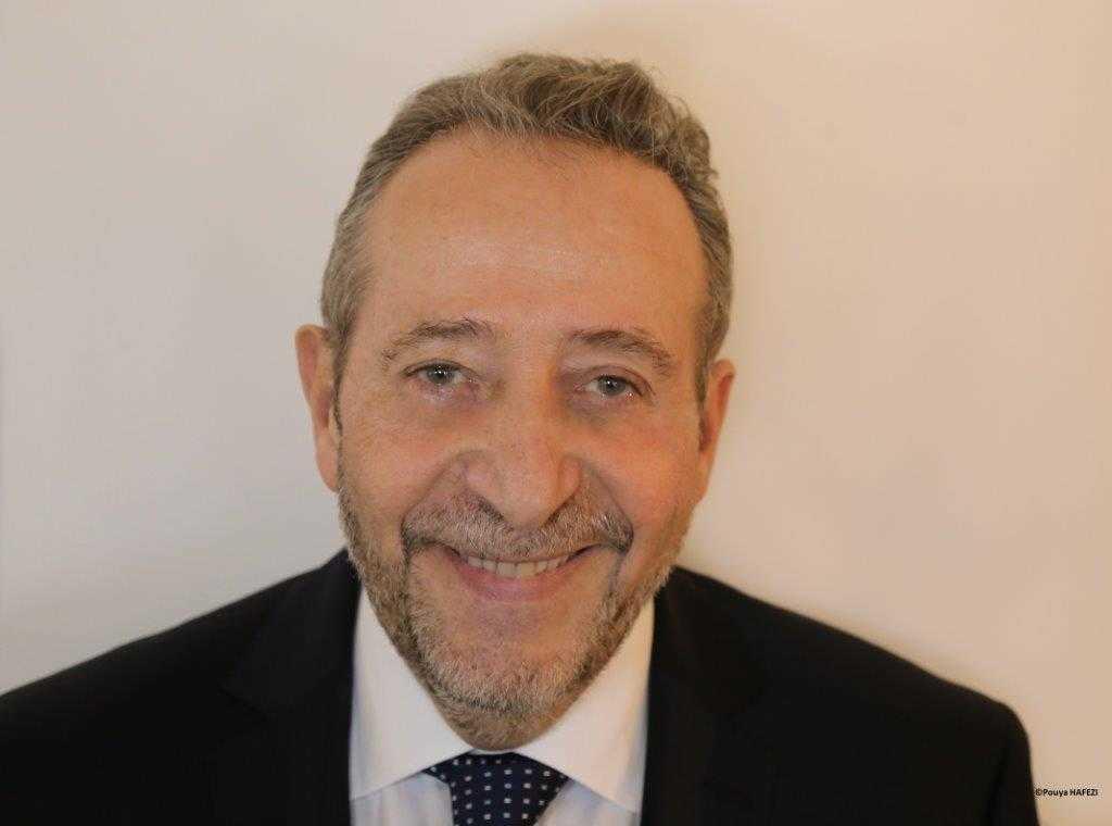 Portrait de Michel Platero