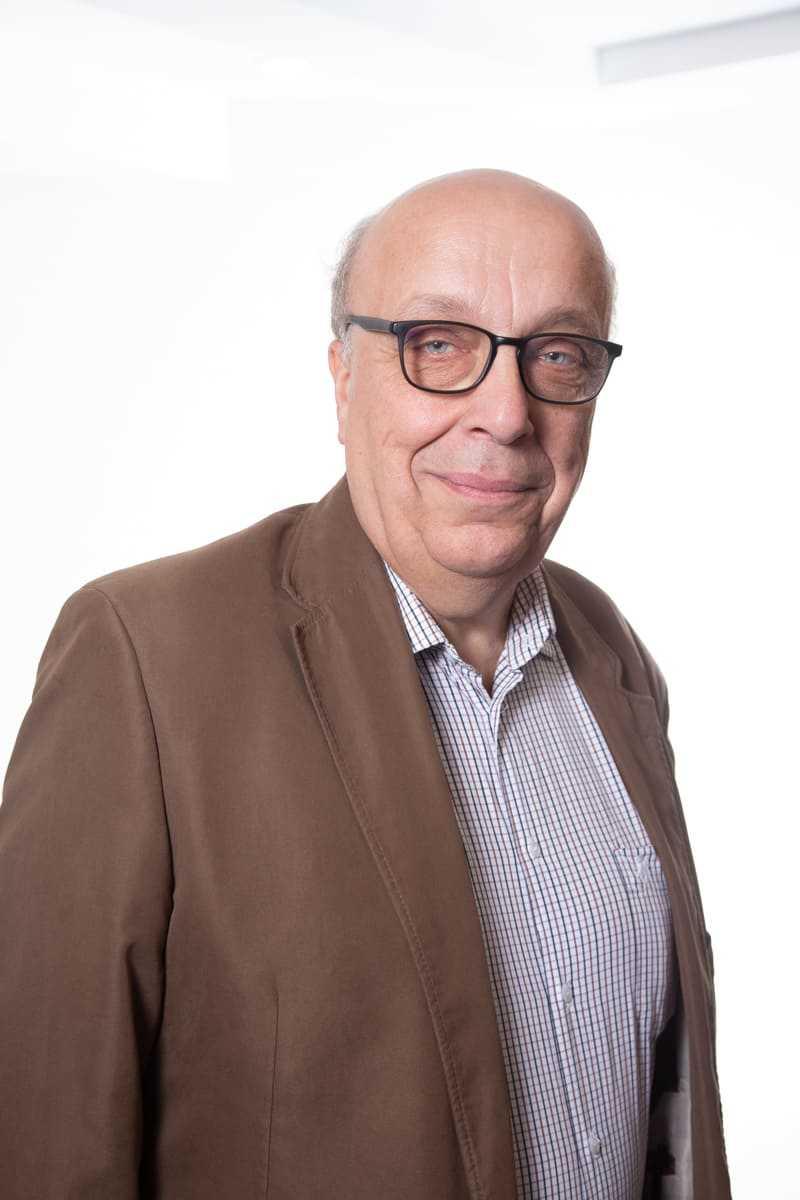 Portrait de Xavier Vandromme