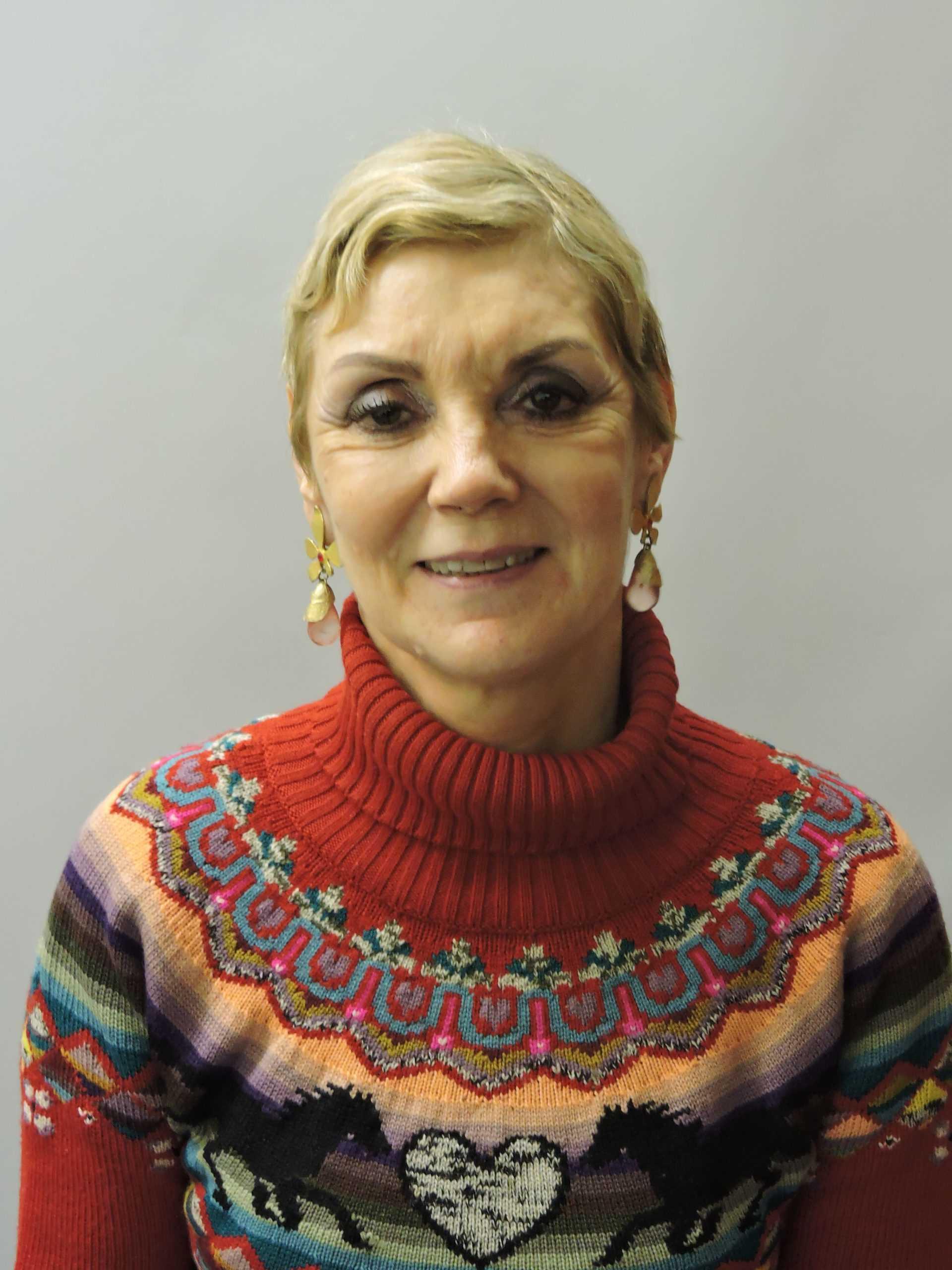 Portrait de Murielle Vandecappelle-Siclis