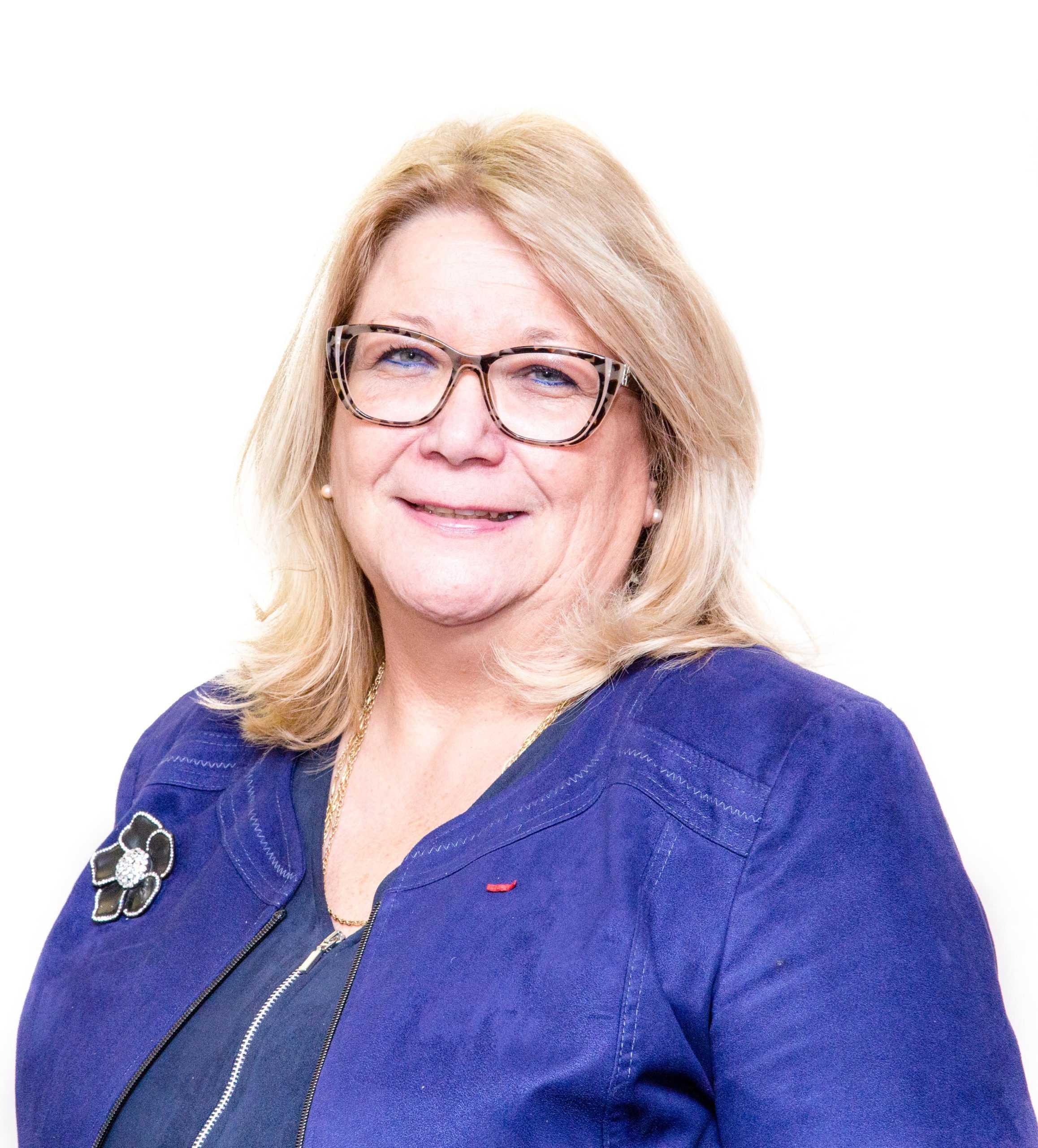Portrait d'Elisabeth Detry