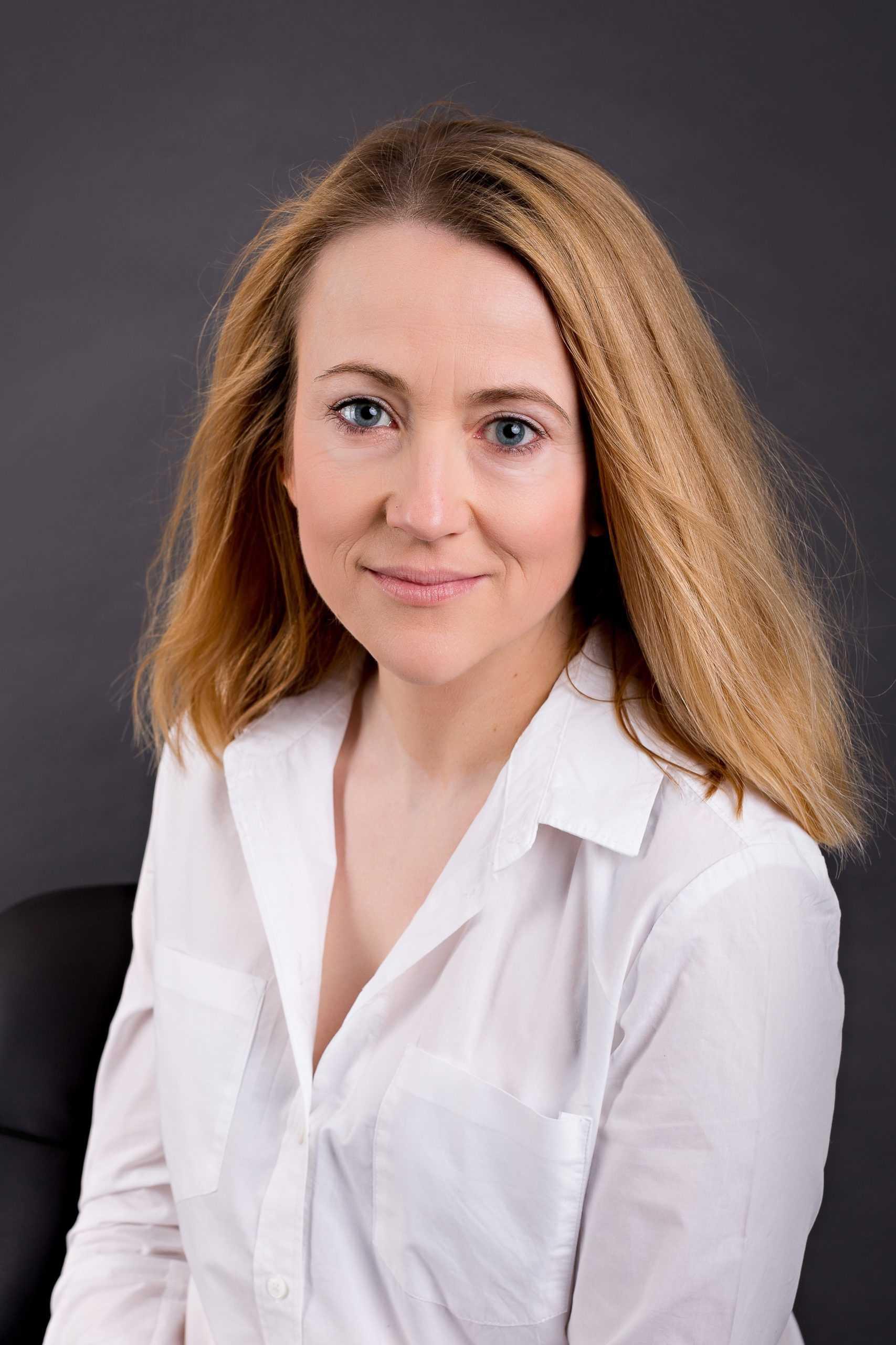 Portrait de Christine Leconte